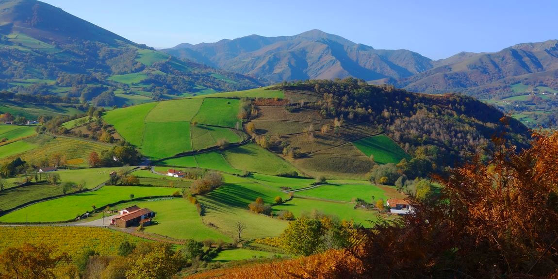 Pays Basques – beautiful countryside